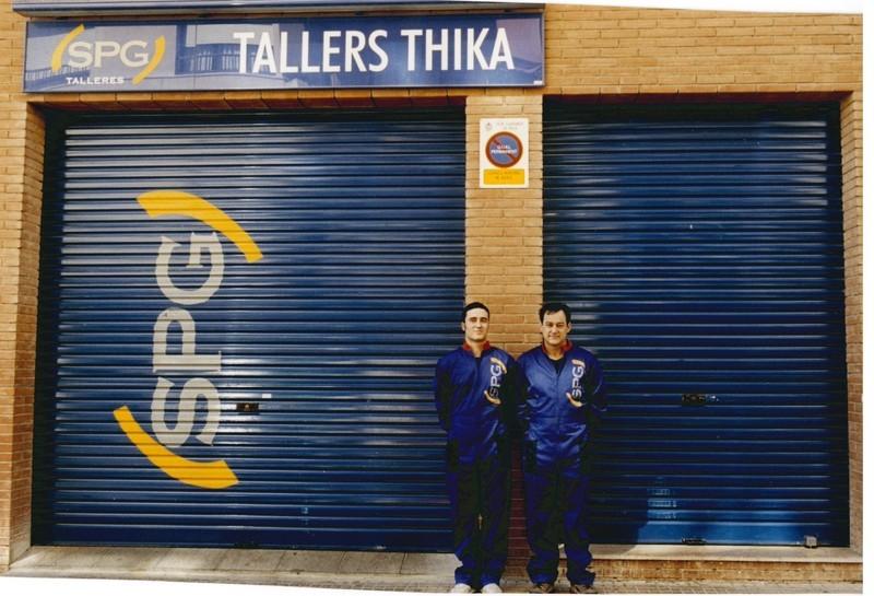 Talleres Thika en Reus
