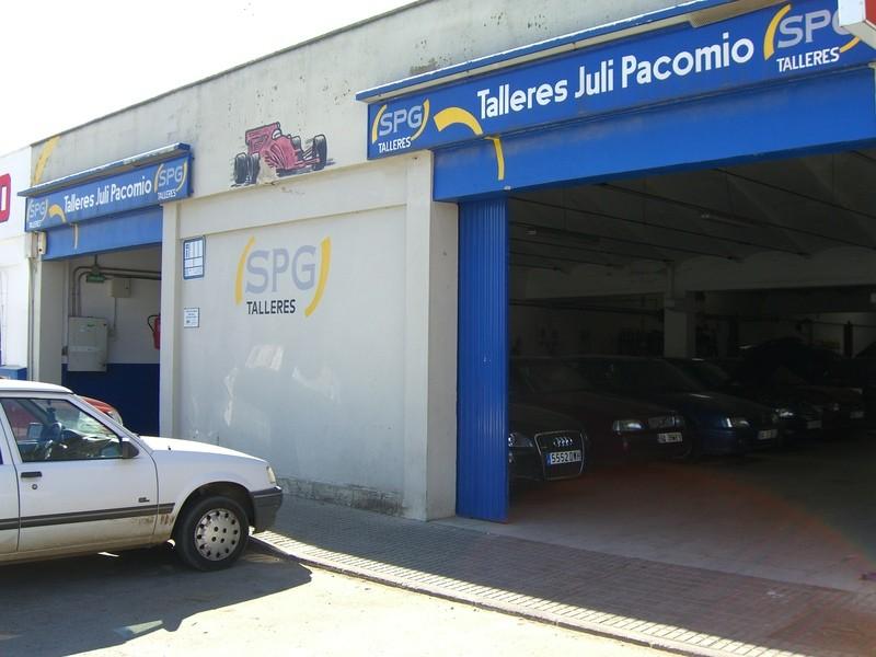 Talleres Juli Pacomio en Mérida