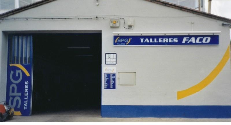 Talleres Faco en Teruel