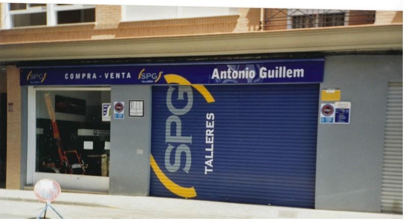 Talleres Antonio Guillém en Sagunto/Sagunt