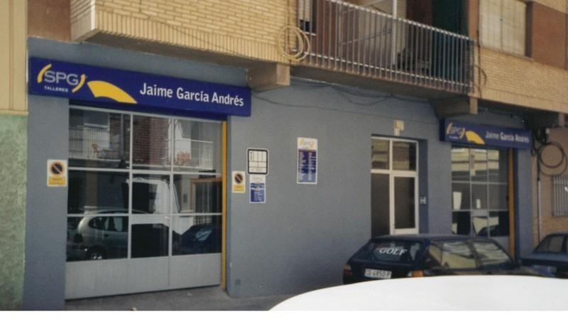 Talleres García en Sagunto/Sagunt