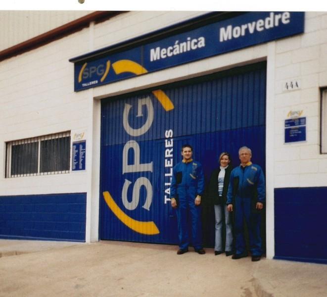 Talleres Mecánica Morvedre en Sagunto/Sagunt