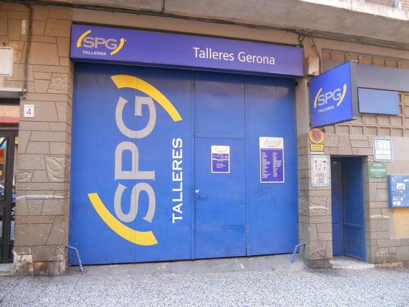 Talleres Gerona en Zaragoza