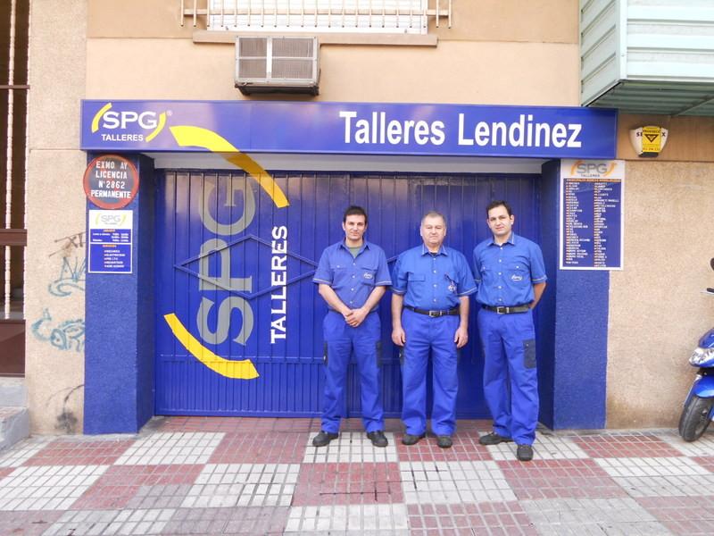 Talleres Lendínez en Jaén
