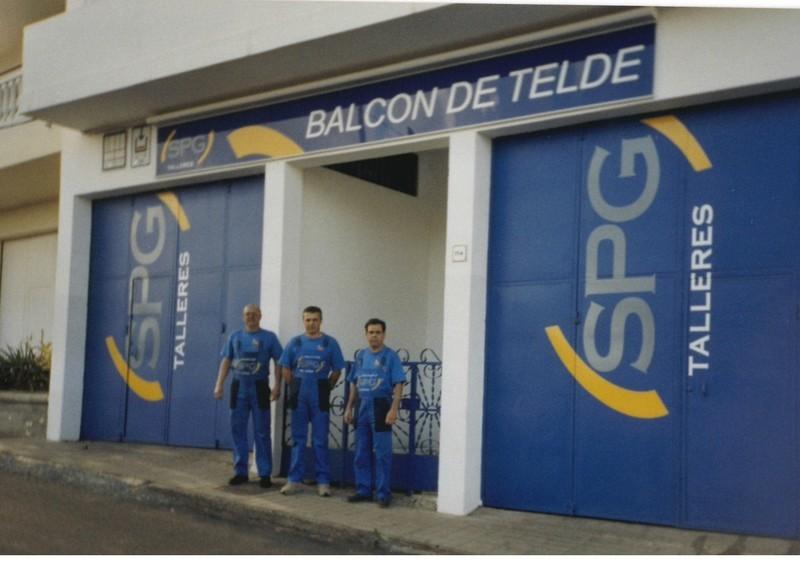 Taller Balcón de Telde en Telde