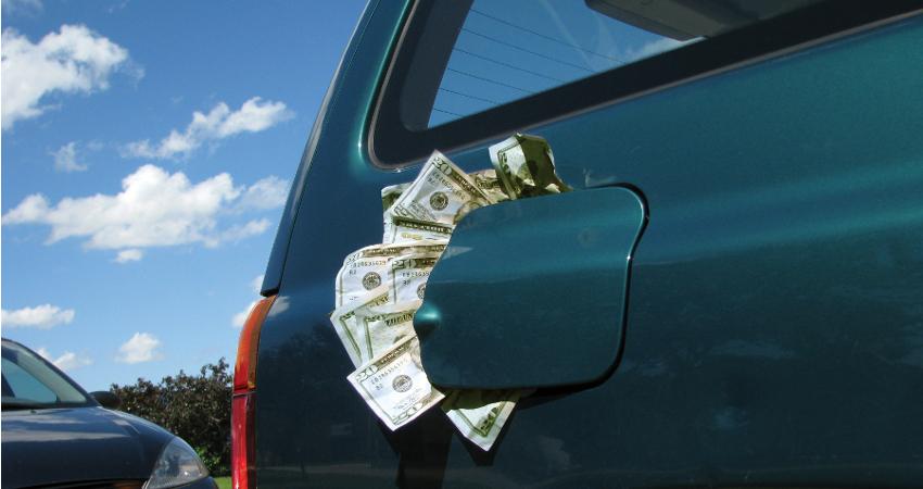 propósitos de ahorro con el coche