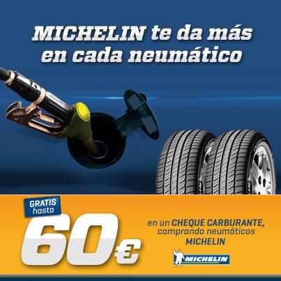 Promoción de verano Michelin en los talleres Vialider