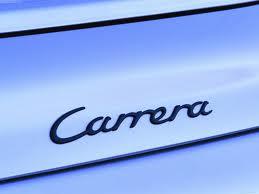 El primer Porsche de apellido «Carrera»