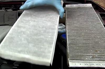 El filtro antipolen o de interiores… ¿qué es y cuando hay que cambiarlo?
